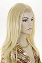 Sweetheart WB Lace Front Long HumanBlend Lace Front Heat Friendly Straight Blonde Brunette Red Wigs