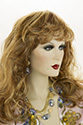 Sunny Long Medium Wavy Straight Blonde Brunette Red Wigs