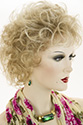 Melanie by Jon Renau Short Jon Renau Wavy Blonde Brunette Red Grey Wigs