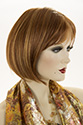 Patrice by Jon Renau Medium Short Monofilament Jon Renau Wavy Straight Blonde Brunette Red Grey Wigs