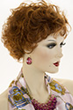 Lily by Jon Renau Short Jon Renau Wavy Curly Blonde Brunette Red Grey Wigs