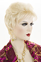 Candice Petite by Wig Pro Monotop Short Monofilament Wig Pro Petite Pixie Straight Blonde Brunette Red Grey Wigs