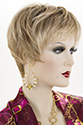 Annette by Jon Renau Short Lace Front Monofilament Jon Renau Pixie Straight Blonde Brunette Red Wigs