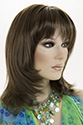 Celeste Long Medium Straight Blonde Brunette Red Wigs