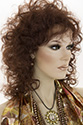 Jetabout by Jon Renau Long Medium Jon Renau Wavy Curly Blonde Brunette Red Wigs