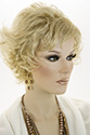 Mason Short Wavy Blonde Red Wigs