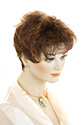 Shortie Wig Pro Short Wig Pro Pixie Straight Blonde Brunette Red Grey Wigs