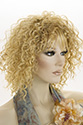 DELORES Medium Curly Blonde Brunette Red Grey Wigs