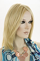 Jennifer By Jon Renau Medium Premium Remy Human Hair Lace Front Monofilament Hand Tied Jon Renau Straight Blonde Brunette Red Wigs