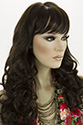 Bally G Medium Wavy Blonde Brunette Red Grey Wigs