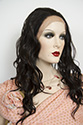 Vogue LF Long Lace Front Heat Friendly Wavy Blonde Brunette Red Wigs
