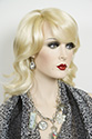 Shania Long Medium Skin Top Straight Blonde Brunette Red Wigs