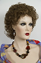 Nola Short Curly Blonde Brunette Red Wigs