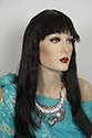 Cleopatra Long Straight Blonde Brunette Red Costume Fun Color Wigs