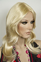 Jessalyn Long Medium Monofilament Hand Tied Wavy Straight Blonde Brunette Red Wigs
