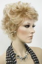 Peaches By Jon Renau Short Jon Renau Wavy Blonde Brunette Red Grey Wigs