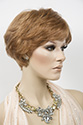 Fame by Jon Renau Short Light Weight Monofilament Hand Tied Jon Renau Pixie Wavy Straight Blonde Brunette Red Wigs