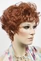 Jesse WB Short Pixie Wavy Blonde Brunette Red Grey Wigs