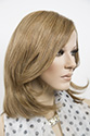 Carrie - Petite Medium Human Hair Lace Front Monofilament Jon Renau Petite Wavy Blonde Brunette Red Grey Wigs
