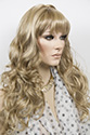 Carlotta Long Skin Top Wavy Blonde Brunette Red Wigs