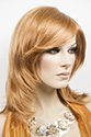 kendall Medium Straight Blonde Brunette Red Wigs