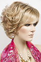 Jodie by Jon Renau Short Lace Front Monofilament Jon Renau Wavy Blonde Brunette Red Wigs