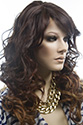 Sedona Lace Front HS Long Lace Front Heat Friendly Wavy Blonde Brunette Red Wigs
