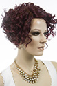 Acura By Vivica Fox Short Lace Front Vivica Fox Wavy Curly Blonde Brunette Red Wigs