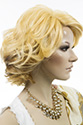 Darby By Vivica Fox Medium Lace Front Heat Friendly Vivica Fox Wavy Blonde Brunette Red Wigs