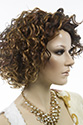 Oprah by Vivica Fox Medium Vivica Fox Wavy Curly Blonde Brunette Red Grey Wigs