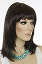 Cheyenne Long Medium Skin Top Straight Blonde Brunette Red Wigs