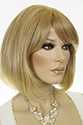 Ritz LF Medium Lace Front Skin Top Straight Wigs