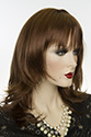 Thema Long Medium Skin Top Straight Blonde Brunette Red Grey Wigs