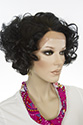 Jadore By Vivica Fox Medium Lace Front Vivica Fox Wavy Curly Blonde Brunette Red Wigs
