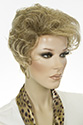 Veronica Short Straight Blonde Wigs