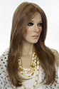 Zara by Jon Renau Long Lace Front Jon Renau Straight Blonde Brunette Red Wigs