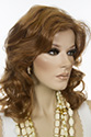 Farah K Long Medium Wavy Red Wigs