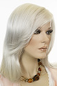 Elle by Jon Renau Medium Lace Front Monofilament Jon Renau Straight Blonde Brunette Red Grey Wigs