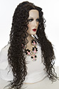 Goddess Long Skin Top Wavy Curly Blonde Brunette Red Grey Wigs