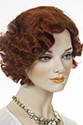Lanar Medium Skin Top Wavy Curly Blonde Brunette Red Grey Costume Wigs