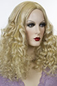 Chloe Long Medium Curly Blonde Brunette Red Wigs