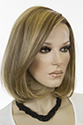 Haute By Jon Renau Medium Short Lace Front Monofilament Heat Friendly Jon Renau Wavy Curly Straight Blonde Brunette Red Grey Wigs