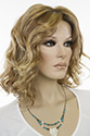 Mila By Jon Renau Medium Lace Front Light Weight Monofilament Jon Renau Wavy Blonde Brunette Red Wigs