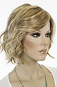 January By Jon Renau Medium Lace Front Monofilament Jon Renau Wavy Blonde Brunette Red Wigs