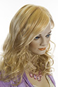 Ciara By Jon Renau Medium Lace Front Monofilament Jon Renau Wavy Blonde Brunette Red Grey Wigs
