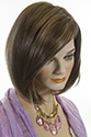 Kristi Medium Lace Front Monofilament Hand Tied Jon Renau Wavy Blonde Brunette Red Grey Wigs