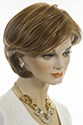 Heat by Jon Renau Medium Short Lace Front Heat Friendly Jon Renau Wavy Wigs