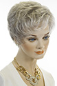Bree Medium Light Weight Jon Renau Wavy Blonde Brunette Red Grey Wigs