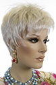 Elite By Jon Renau Short Light Weight Jon Renau Wavy Blonde Brunette Red Grey Wigs