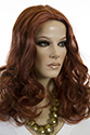 Naomi Long Medium Skin Top Wavy Blonde Brunette Red Wigs